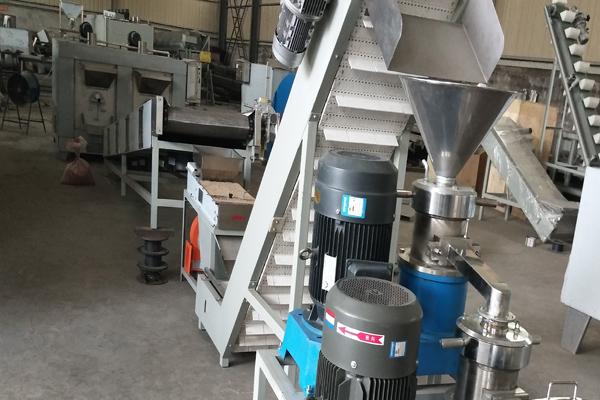 花生磨酱机订制-可可豆磨酱机生产商-可可豆磨酱机生产厂家