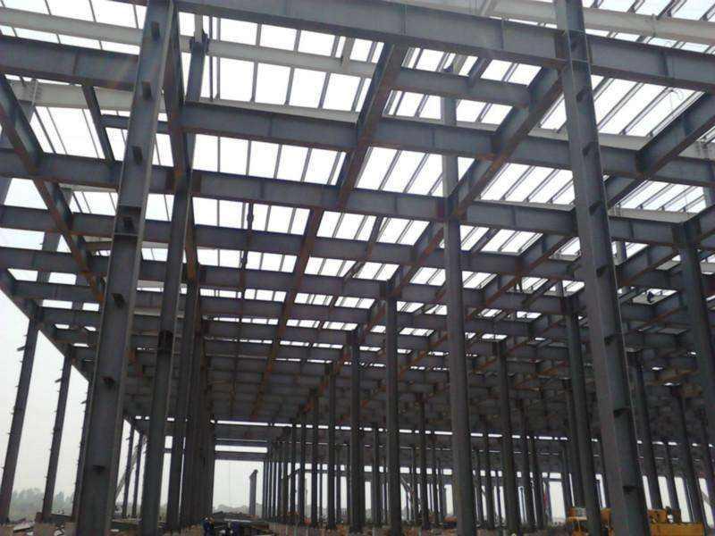 蘇州鋼構件制作  蘇州鋼結構廠房報價  常州鋼結構工廠