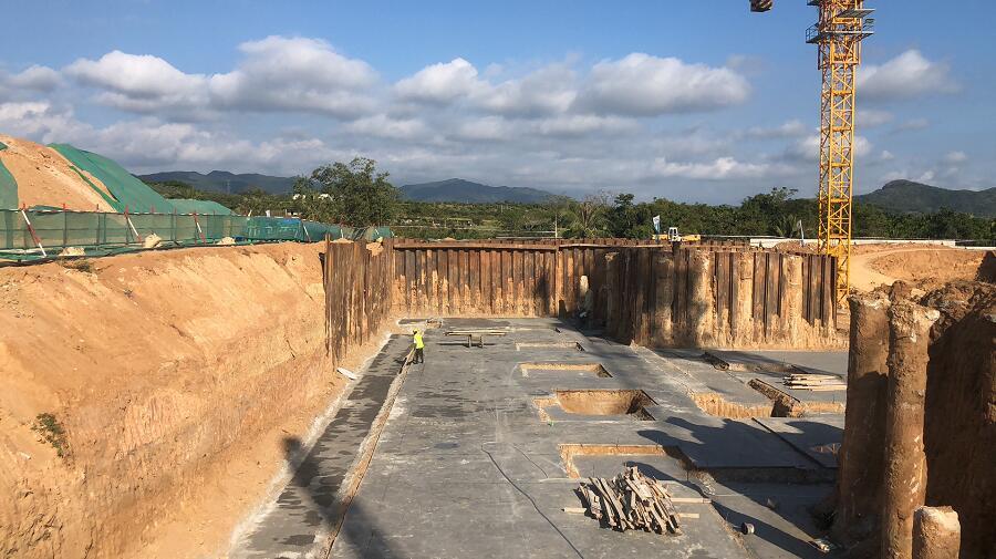 钢板桩租赁_海南划算的海南U型钢板桩供应