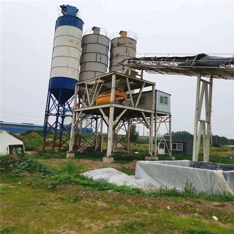 二手75站-闲置搅拌站回收生产商-闲置搅拌站回收制造商