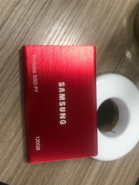 三星500GB Type-c USB3.1 移动固态硬盘T5