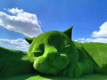 徐州动物绿雕-九里区动物绿雕公司-九里区动物绿雕厂家