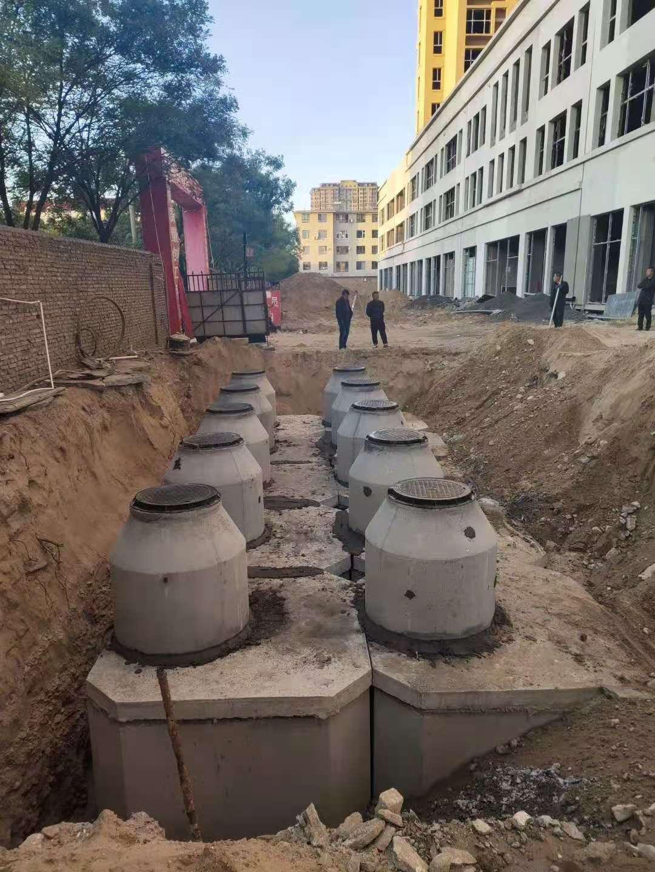 水泥檢查井廠家-為您推薦通達水泥制品品質好的寧夏水泥檢查井