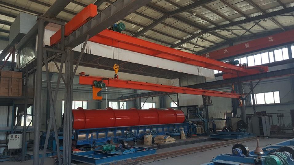 钢管环氧粉末喷涂设备,【青岛华特】钢管外壁喷涂设备,欢迎考察