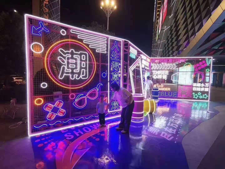 聊城市大型灯光节_江苏技艺精巧的大型灯光节供应