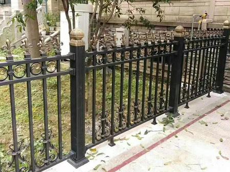 学校铝艺护栏多少钱-室外铝艺护栏销售-室外铝艺护栏♀价钱