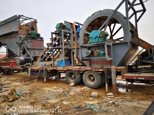 新型洗砂机-破碎洗沙机生产-破碎洗沙机价格