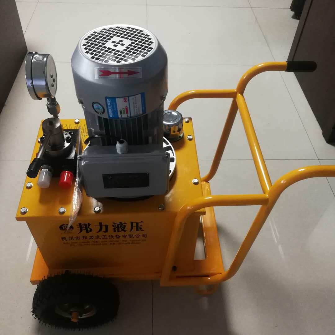 移动式电动泵站