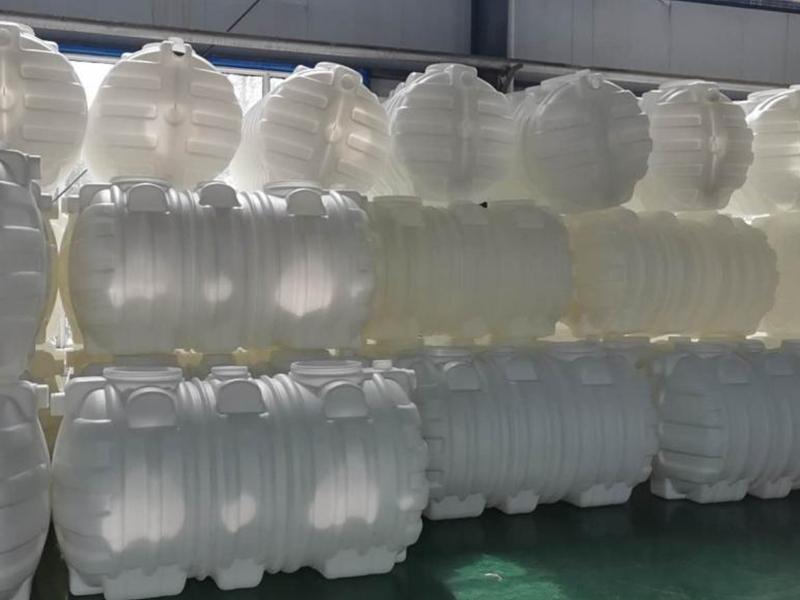 定西塑料化粪池-想买好用的聚乙烯三格化粪池,就来甘肃大西北环保