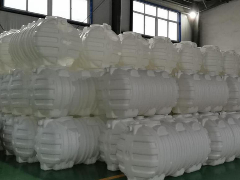 甘肃化粪池厂家-嘉峪关聚乙烯三格化粪池生产厂家