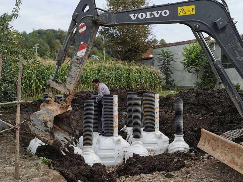 临夏厕所改造工程-农村厕所改造多少钱-厕所改造化粪池