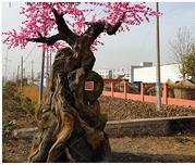 鼓楼区仿真花树生产-聊城市仿真花树-聊城市仿真花树加工