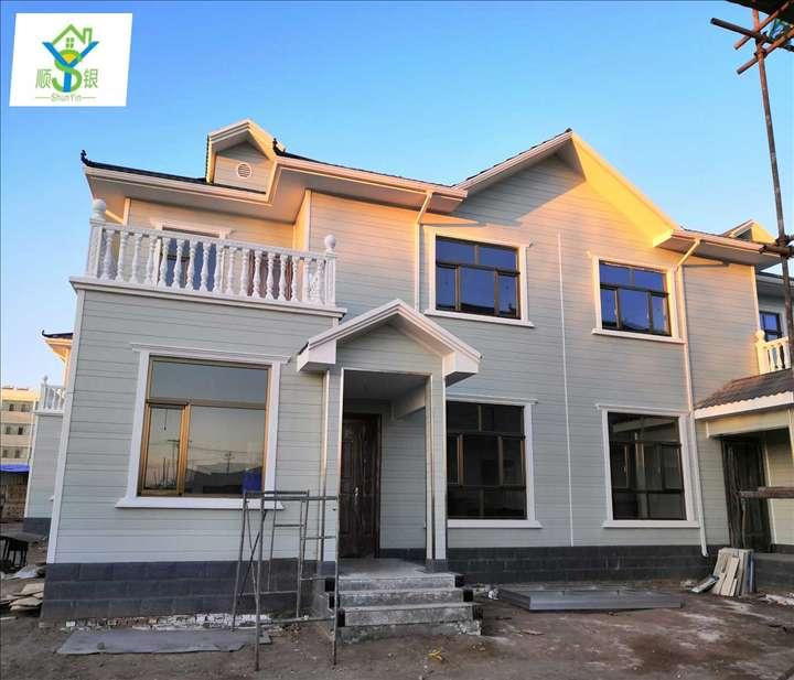 巴彦淖尔集成房屋-哪家公司的轻钢别墅做的不错