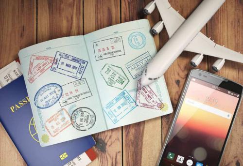 廈門護照辦理手續-出入境證件照片是幾寸