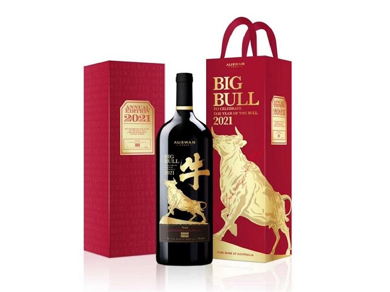 红酒批发总代理-可信赖的天鹅庄大牛生肖酒销售商当属德润通