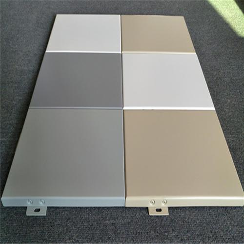 张掖氟碳铝单板-宁夏朗月新材料品牌宁夏氟碳铝单板供应商