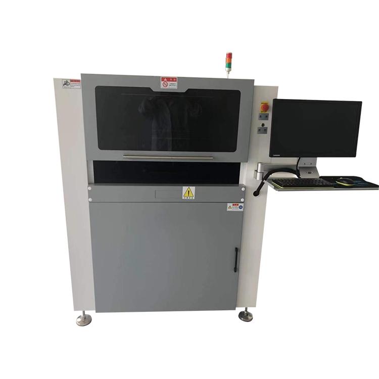 全自动钢网检查机 SMT钢网检查机的先容 深圳百通达