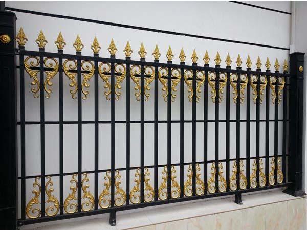 鋁合金護欄-山西鋁藝柵欄-陜西鋁藝柵欄