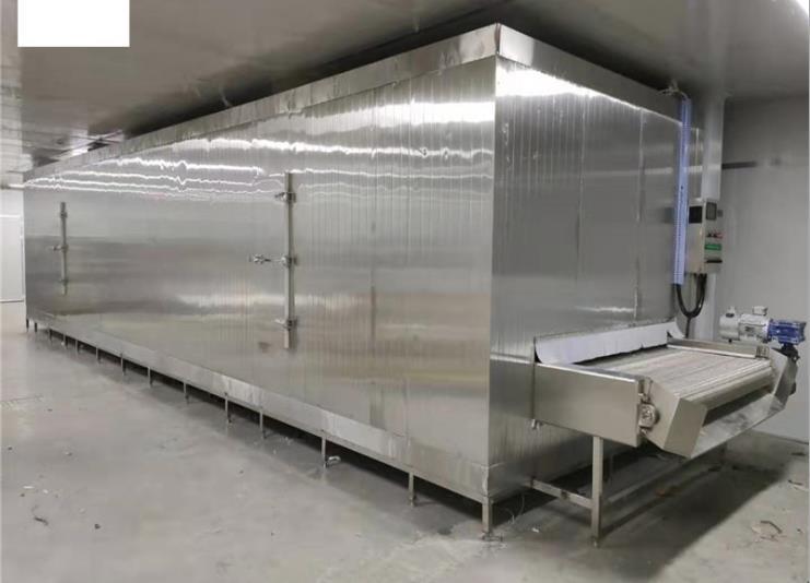 连续式速冻机/平板速冻机/隧道式速冻机