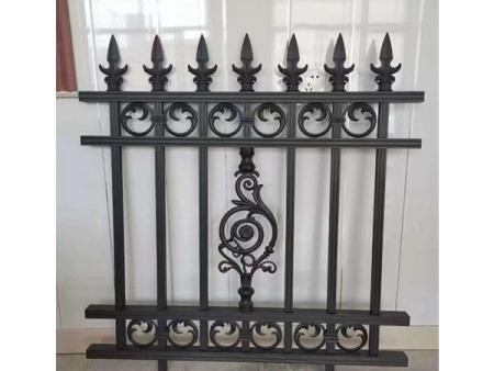 铝艺护栏厂家2538-欧式铝艺护栏安装-欧式铝艺护栏按装
