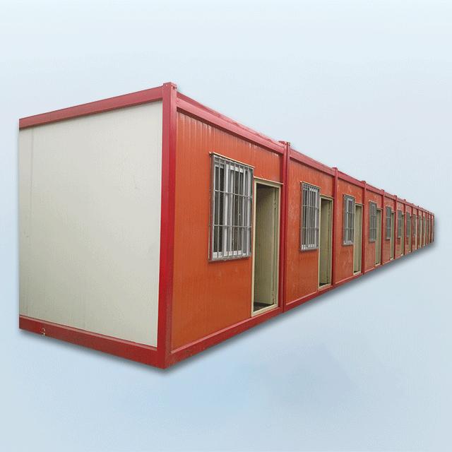 云南住人集裝箱多少錢_口碑好的住人集裝箱當選中力集裝箱