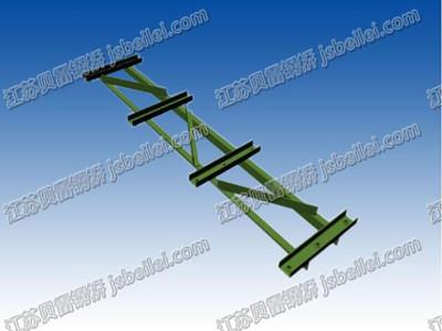200型雙車道配件貝雷支撐架 優惠咨詢江蘇貝雷鋼橋