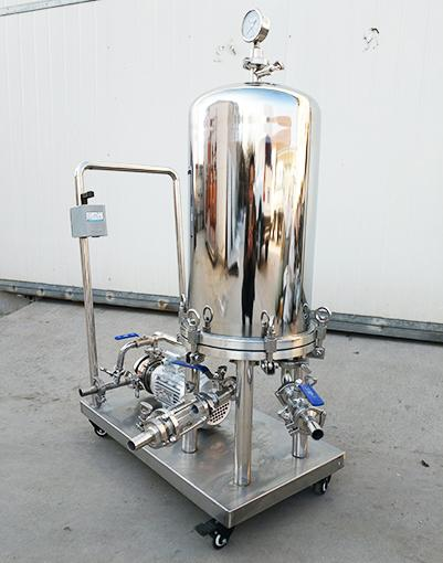 酱油过滤机定制-硅藻土过滤机订做-硅藻土过滤机多少钱