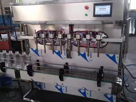 自立袋灌裝機生產商-袋裝灌裝機品牌-液體灌裝機廠