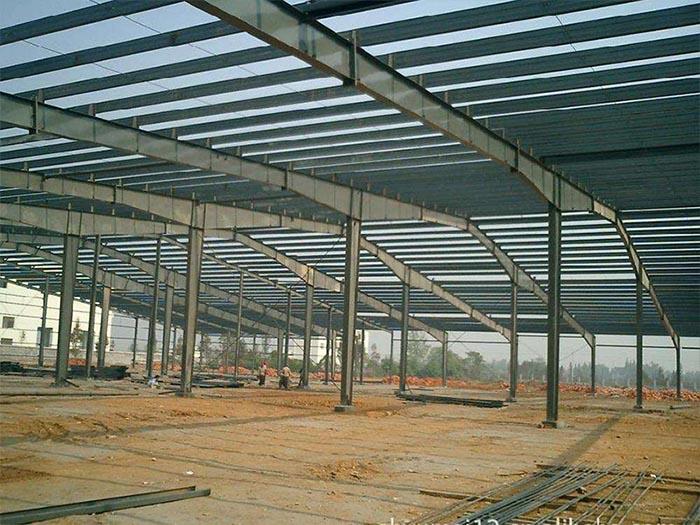 钢结构_钢结构厂房