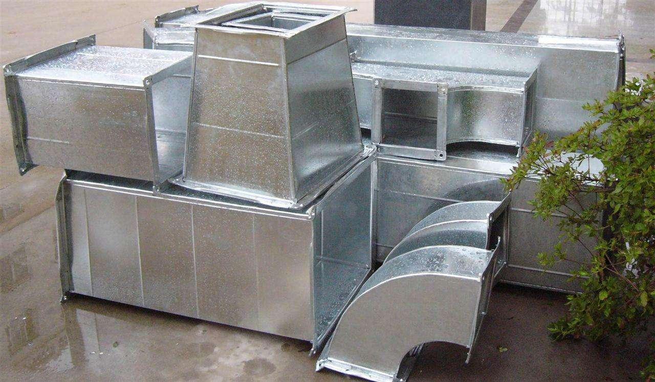 不锈钢通风净化工程