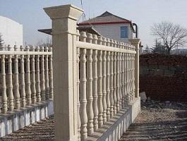 水泥护栏——花园水泥护栏