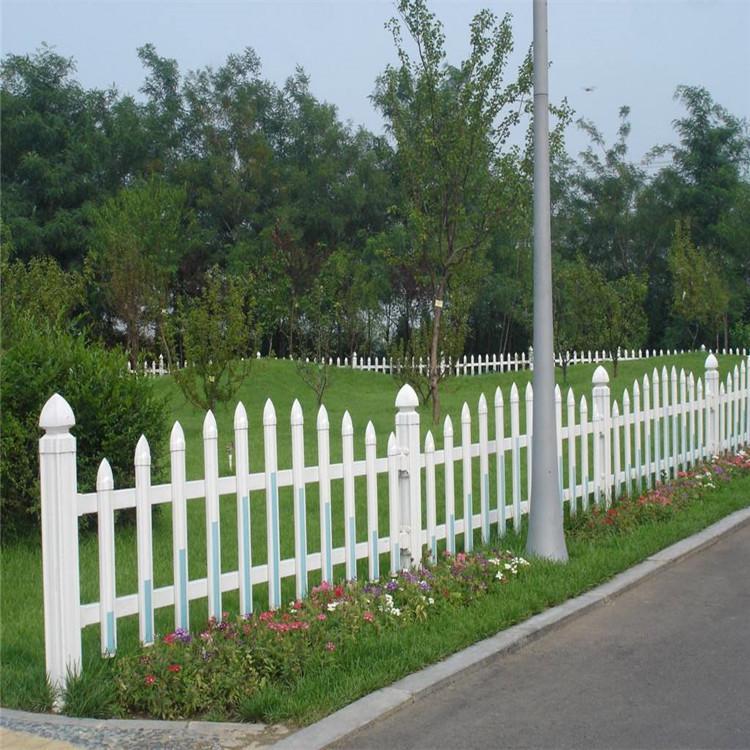 PVC护栏——小区PVC护栏