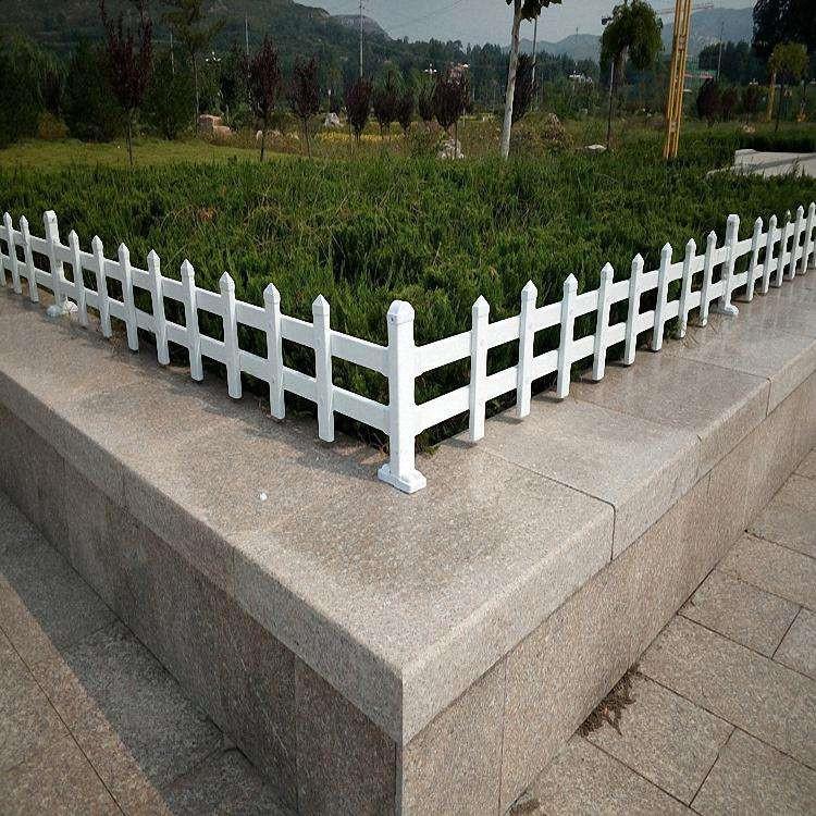 露台周边护栏_华恒市政园林工程供应实惠的PVC护栏
