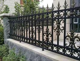 铝合金围栏——铝合金护栏