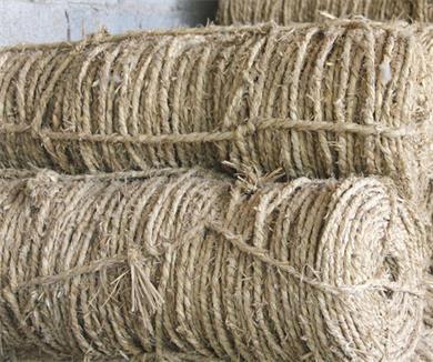 稻草绳供销商-华野草制品有品质的稻草绳出售