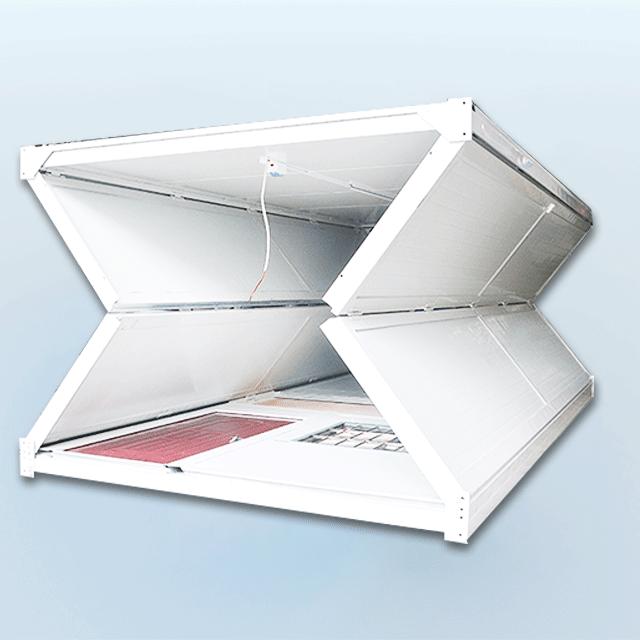 折疊住人集裝箱-折疊集裝箱特色-折疊集裝箱選哪家