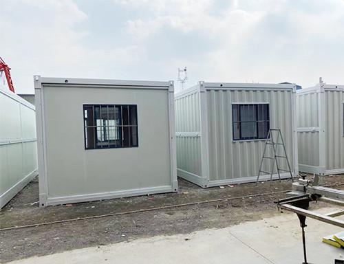 云南折叠集装箱批发-折叠式集装箱式房-折叠集装箱房