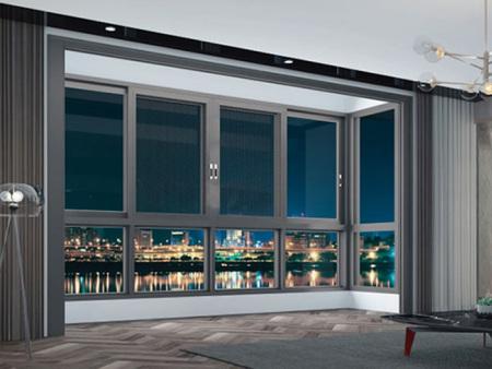 工艺系统窗-买专业的隔热断桥窗久仑金属