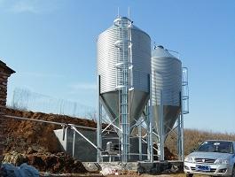 镀锌板料塔——自动化镀锌板料塔