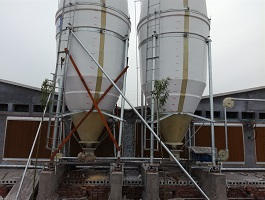 养殖料塔——新型养殖料塔