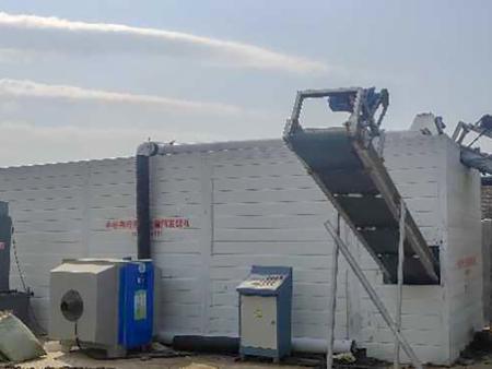 雞糞污處理設備公司-哈爾濱市鴨糞污處理設備
