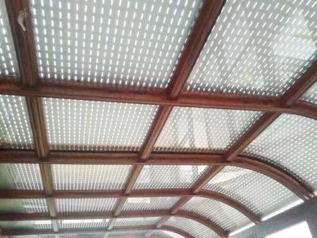 铝合金天幕