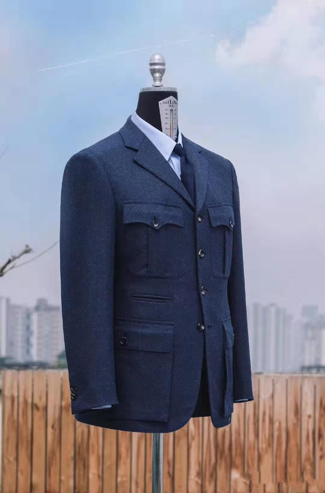 成都 西服定制专家 / 男士婚礼礼服量身定制