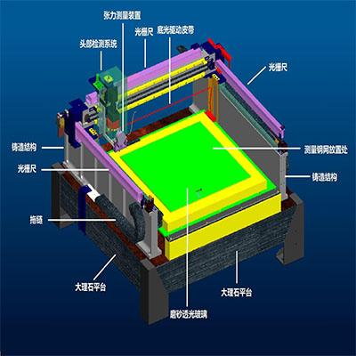 百通达钢网检查机规格