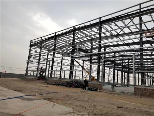 苏州钢构件加工  苏州钢平台制作  扬州钢构件制作安装