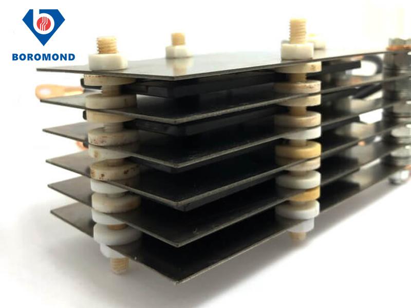 BDD掺硼金刚石电极模组-三必得超硬材料-名声好的掺硼金刚石电极模组公司