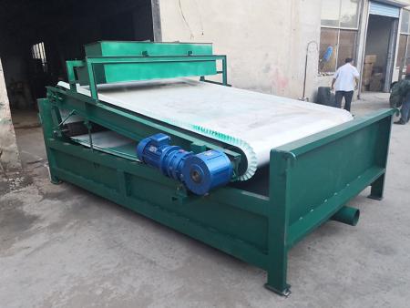 平板磁选机公司-废钢磁选机供应-废钢磁选机生产