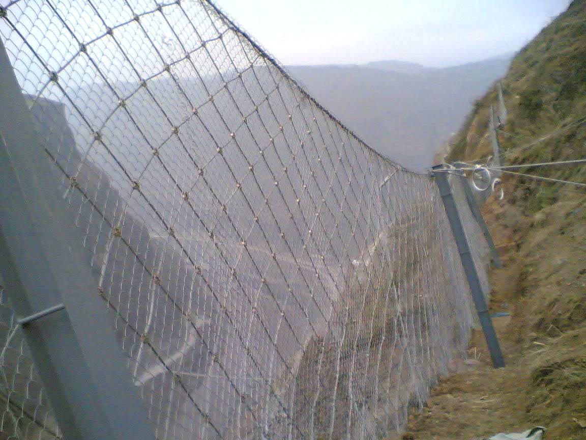 西宁生态石笼网价格-品牌好的青海落石防护网提供商-当选青海胜源金属丝网制造