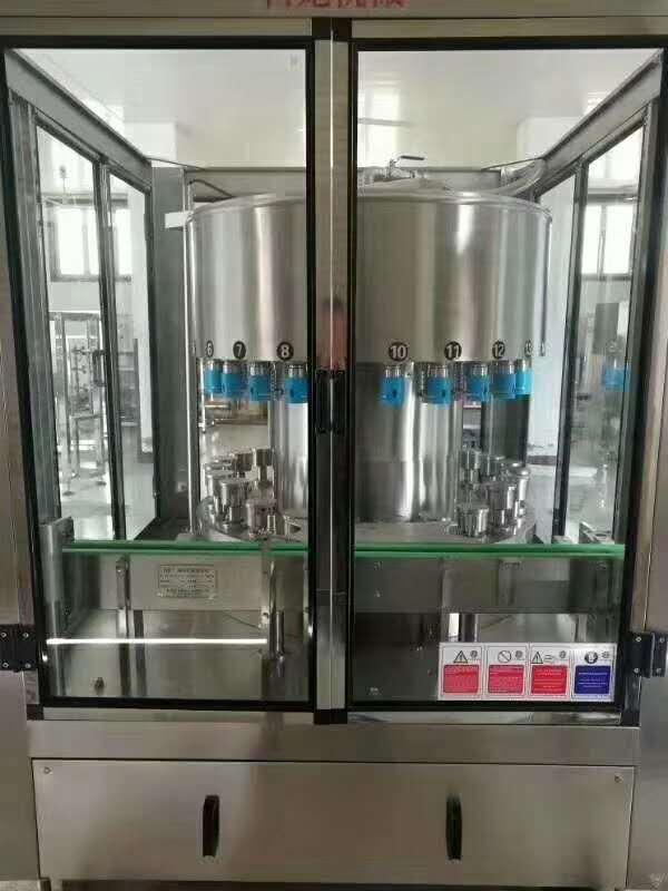 消毒液灌装机-体灌装机械-农灌装机械