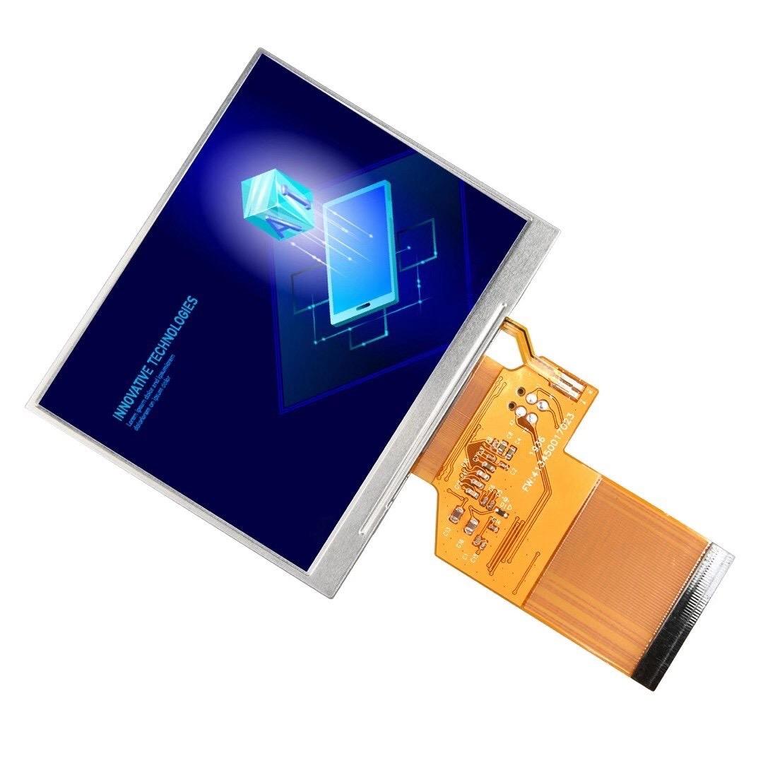 宝安彩屏-专业的3.5寸液晶TFT彩屏当选三元晶科技